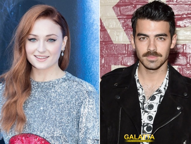 Game Of Thrones GoT Stars Sophie Turner and Joe Jonas Now Engaged