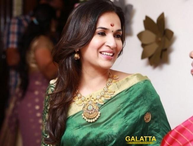 Check out who all joined Soundarya Rajinikanth first big treat
