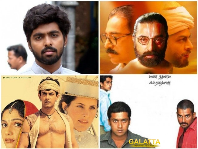 GV Prakash Film In The Same League As Hey Ram, Lagaan And Aayitha Ezhuthu