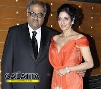 Husband Boney Kapoor's special plans for Sridevi!