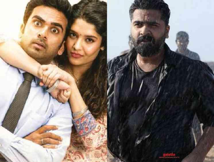 STR Simbu praises Ashok Selvan Vani Bhojan Oh My Kadavule - Tamil Movie Cinema News
