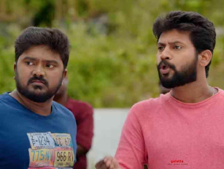 Rio Raj Plan Panni Pannanum Official Trailer Ramya Nambeesan - Tamil Movie Cinema News