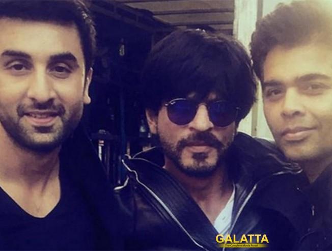 Shah Rukh Khan's cameo in ADHM!