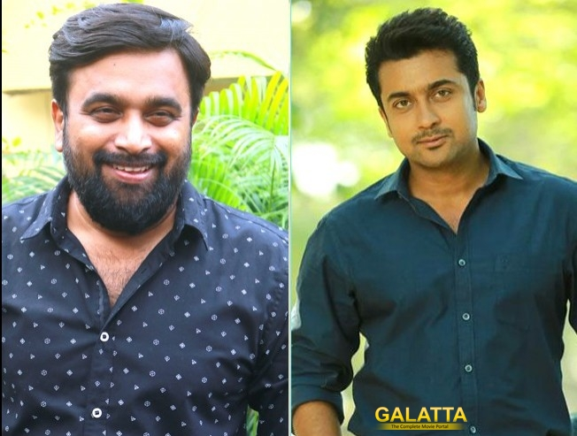 Sasikumar to replace Surya!