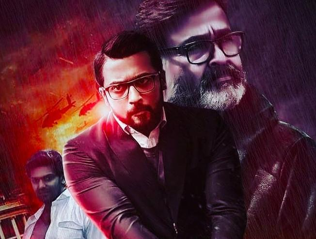 KV Anand's breaking announcement on Suriya's Kaappaan! - Check out