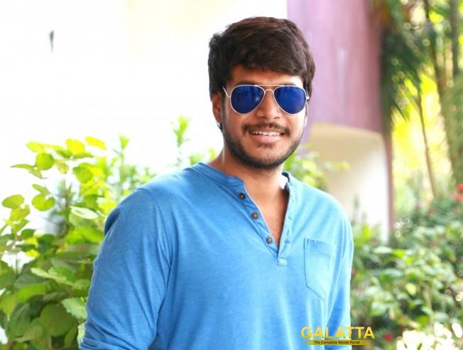 Sudeep Kishan Joins Naragasooran Cast