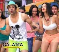 Tusshar's pole dance!