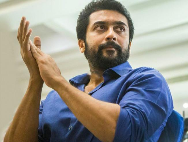 Wow: Teaser of Suriya's next to be out tomorrow - More deets inside!