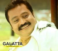 Suresh as gangster in Malotty Sabu