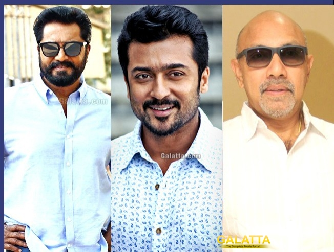 Arrest Warrant Issued for Suriya, Sathyaraj and Others