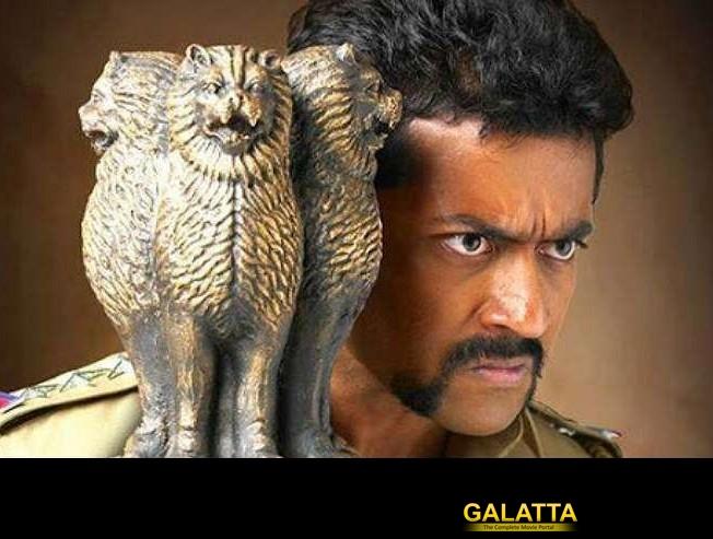 Singam Suriya roars at PETA