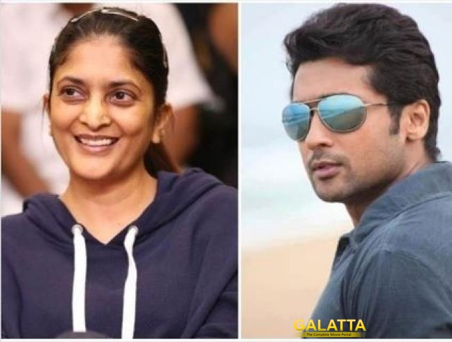 Click to know about breaking update on Suriya 38 with Irudhi Sutru Director