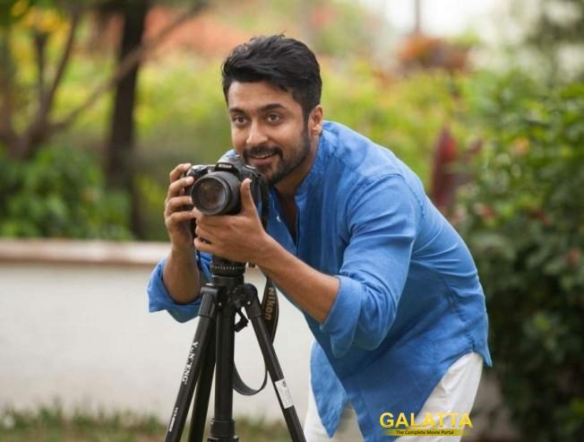 Suriya 38 G V Prakash Kumar For Suriya Sudha Kongara Film