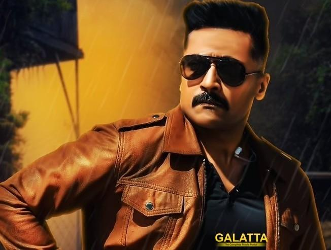 WOW: Suriya's latest Kaappaan picture goes viral!