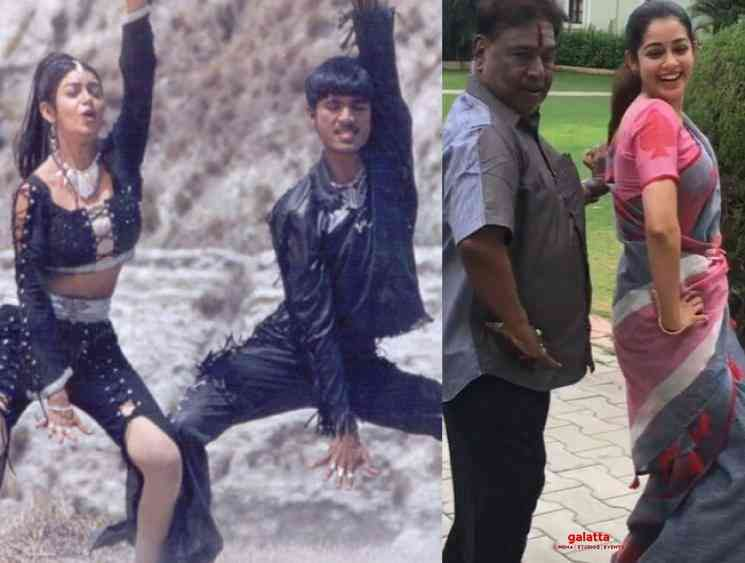 Chaya Singh recreates Manmadha Rasa dance with Sivasankar master - Tamil Movie Cinema News