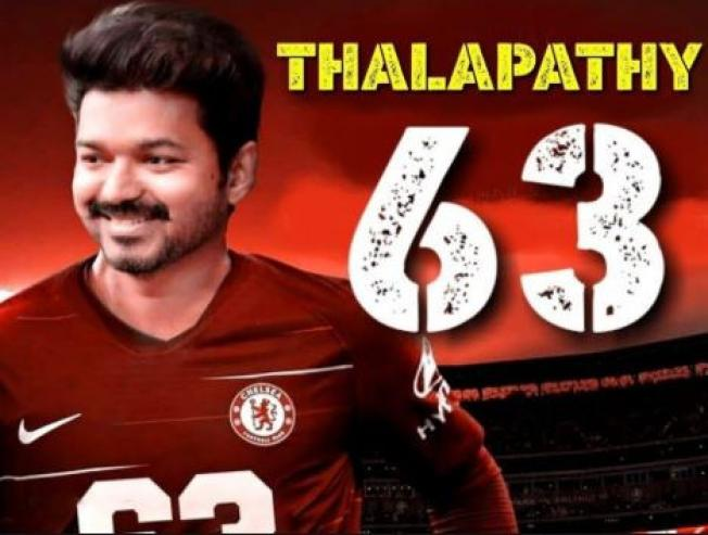 List Of Thalapathy Vijay Movie Associated With Sun Tv Thalapathy 63