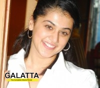 Taapsee talks about Daruvu