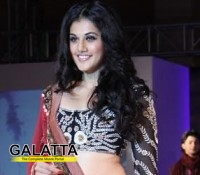 Taapsee signs another Bollywood film