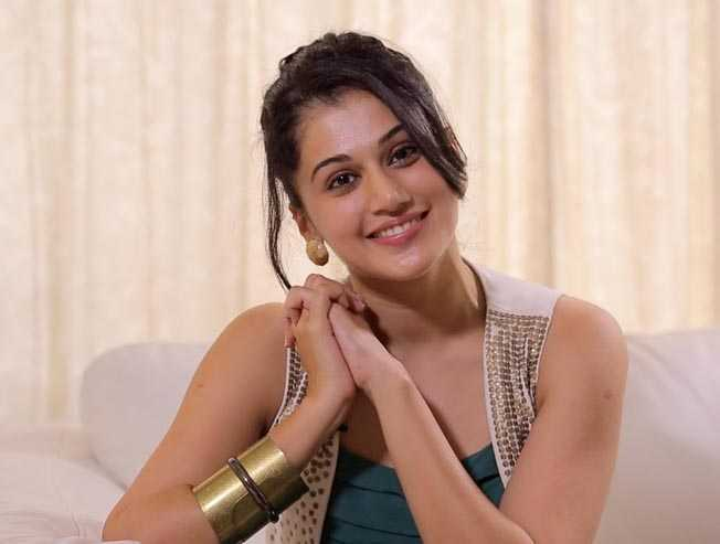 Taapsee Pannu trolling Sandeep Vanga Reddy on his statements