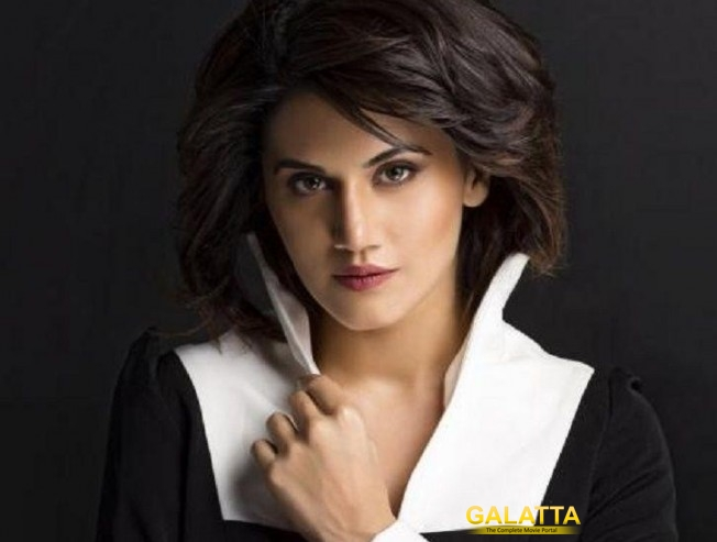 Taapsee Pannu Statement On MeToo Movement India Times Up