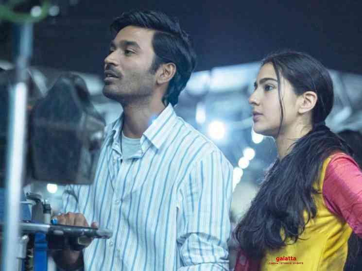 Dhanush Atrangi Re second schedule to start in October at Madurai - Tamil Movie Cinema News