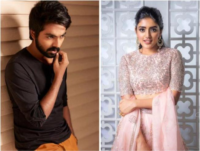GV Prakash Eesha Rebba Team Up For Ezhil Movie Sathish Cast And Shooting Details