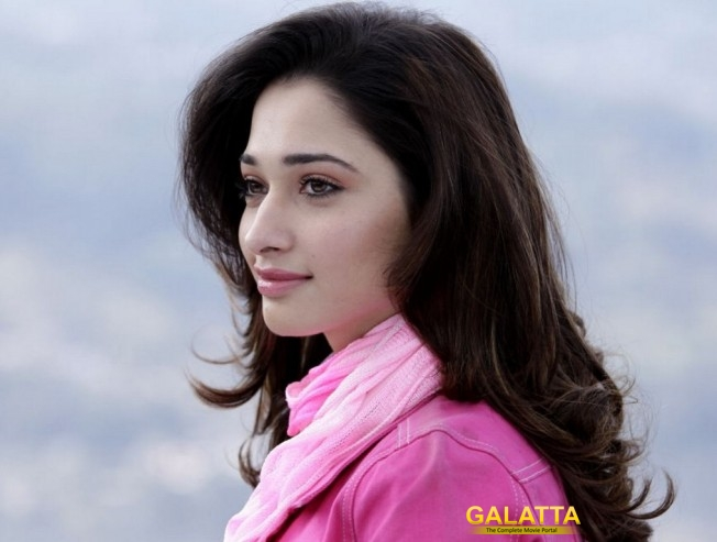Tamannaah Roped In For The Tamil Remake Of Telugu Movie