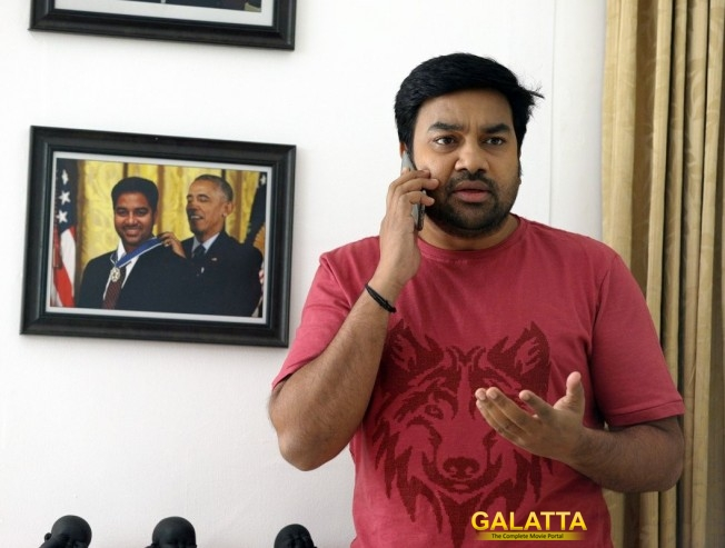 Tamizh Padam 3 Getting Ready?