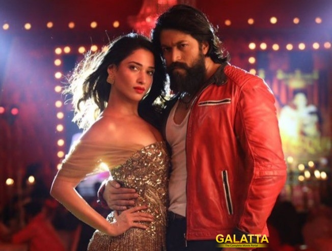 Moham Song Featuring Yash And Tamanna From KGF Is Here