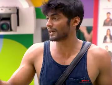 Tharshan loses his cool and argues with Kavin - new Bigg Boss promo