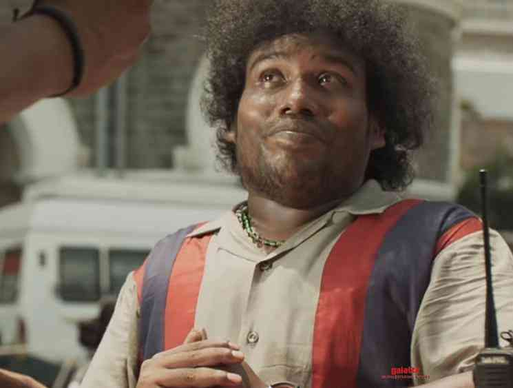 Santhanam Yogi Babu Dagaalty new comedy promo teaser - Tamil Movie Cinema News