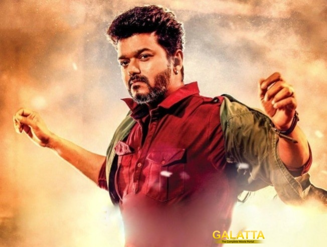 Vijay's SARKAR Teaser Is Here!