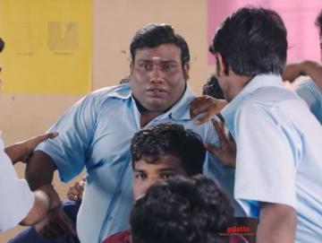 Comali Biscuit Scene Jayam Ravi Kajal Aggarwal