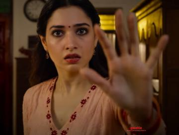 Petromax Sneak Peek Tamannaah Bhatia Yogi Babu - Movie Cinema News