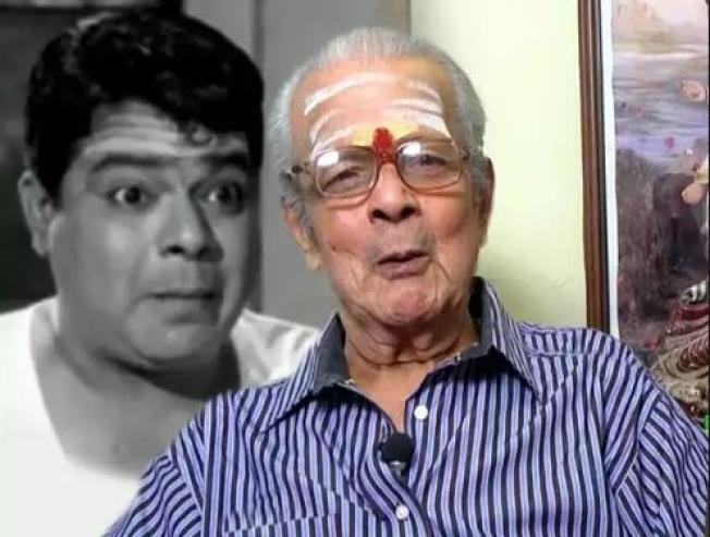 Typist Gopu Aka Gopalarathnam Passes Away At The Age Of 85 In Chennai On March