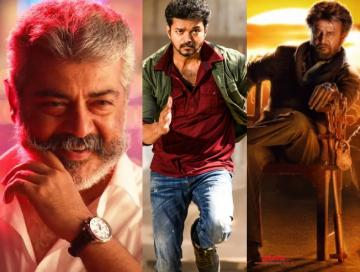 Worldwide top 20 grossing South Indian films list Sarkar Saaho - Tamil Movie Cinema News