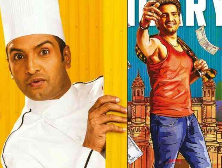 Santhanam two films announced to release on same day Jan 31 - Tamil Movie Cinema News