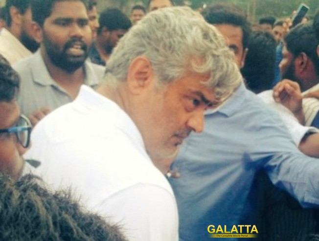 WOW: Thala Ajith Gets Back To The Prestigious Job!