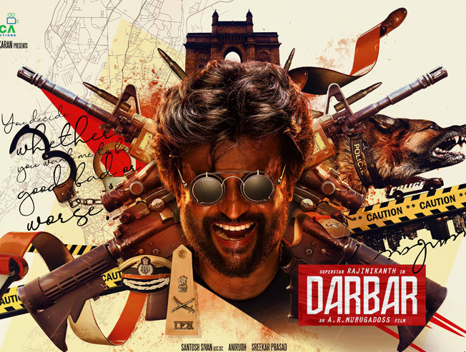 Rajinis Darbar second schedule to begin on May 29