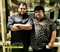 Chakri sings for Thaman