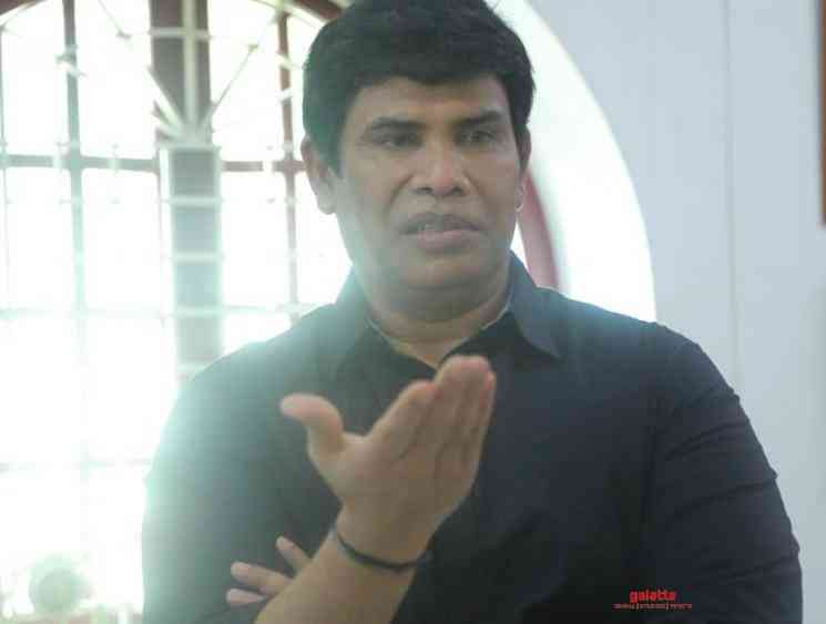 Actor Anandaraj younger brother Kanagasabai passed away - Tamil Movie Cinema News