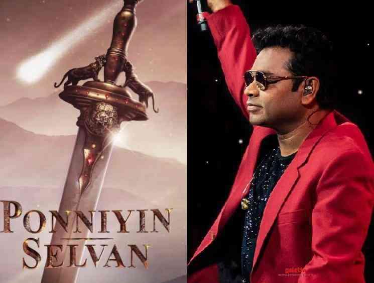AR Rahman opens up about Vairamuthu issue in Ponniyin Selvan - Tamil Movie Cinema News