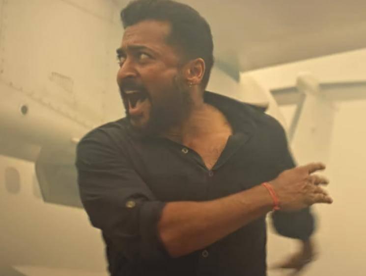 Suriya Soorarai Pottru Official Teaser Sudha Kongara GV Prakash - Tamil Movie Cinema News