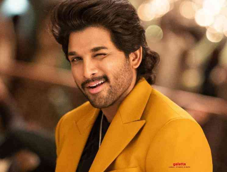 Allu Arjun emotional statement on his 17 years journey in cinema - Tamil Movie Cinema News