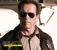 Arnold back after a decade with 'The Last Stand'!