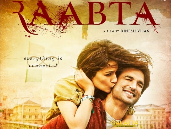 Raabta's Most Intimate Scenes Removed by Censor