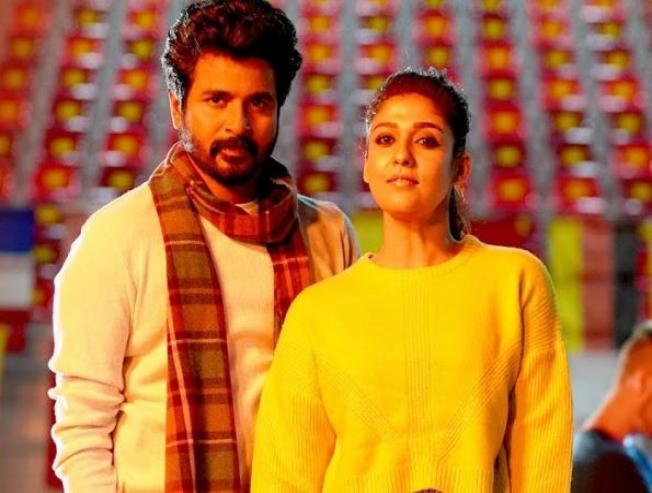 MrLocal Menaminiki Song Lyric Video Sivakarthikeyan Nayanthara Hiphop Tamizha M Rajesh