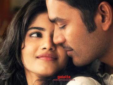 Dhanush Thoota Movie Maruvaali Song Dhanush Megha Akash - Tamil Movie Cinema News