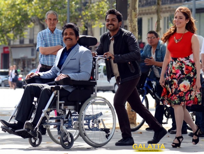 Thozha Telugu going strong in the US