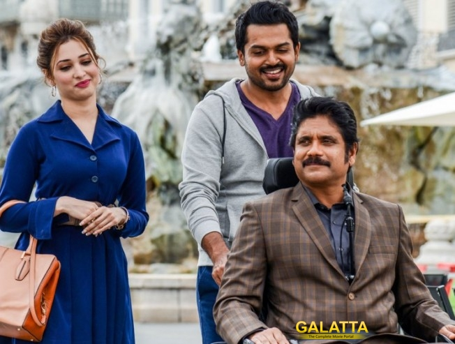 Thozha goes to Bollywood